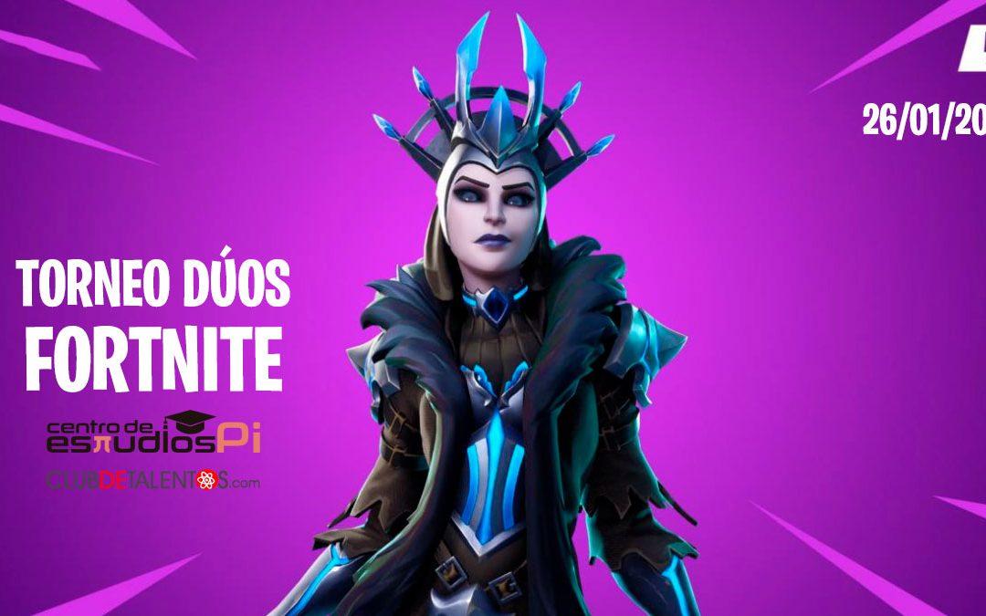 Primer Torneo de Fortnite de 2019