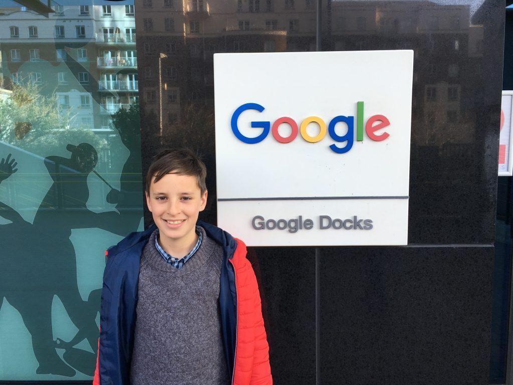 trabajar-google