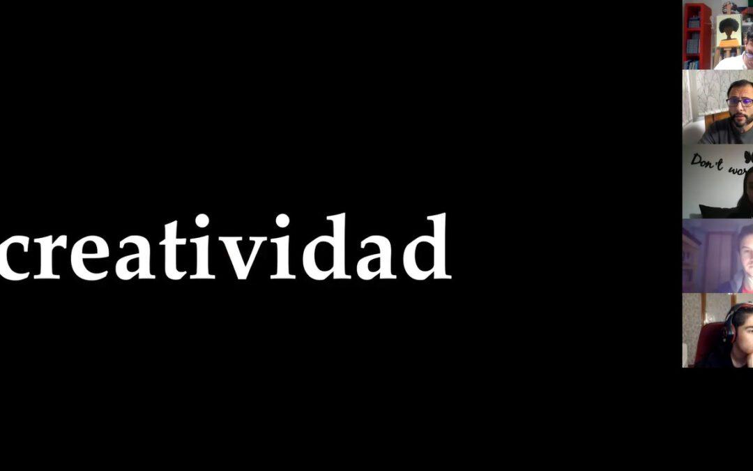 Creatividad al poder, con Pedro Vaquero