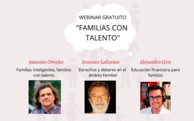 Familias con talento